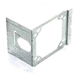 BOX SUPPORT, 2 1/2-IN., 3 1/2-IN. METAL STUD SIZE