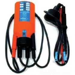 SOLENOID TYPE VOLTAGE TESTER STANDARD PRODS, REPLACEABLE LEADS, 80 TO 600 VAC/DC