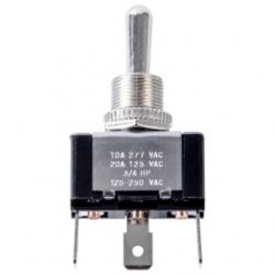 TOGGLE, SPDT 20A 125VAC, O/F/O