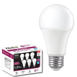 A19 ECO 6-PACK 9W 3000K NON-DIMMABLE PROLED
