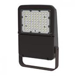 10350 HALCO LED FLOOD, 150W, 120-277V, 5000K, YOKE MOUNT FL150/U50/YK