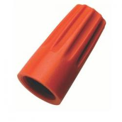 WIRE-NUT WIRE CONNECTOR, 73B, ORANGE 100/BOX