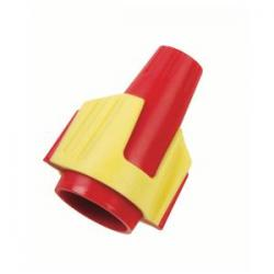 TWISTER PRO WIRE CONNECTOR, 344, RED/YELLOW, 250/JAR