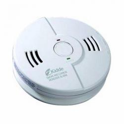 DC CO/SMOKE ALARM, FRT LOAD BATTERY, VOICE WARNING (900-0102A)