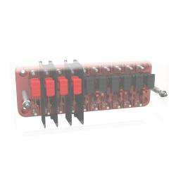 10POLE TEST SWITCH 13245