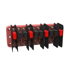 10 POLE TEST SWITCH 13246